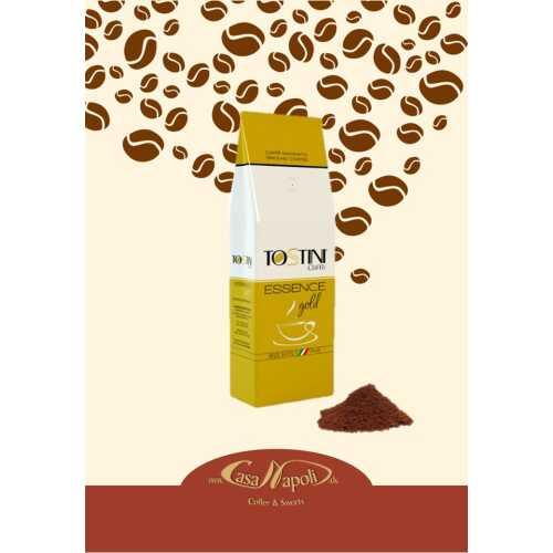 Essence Gold - gemahlener Kaffee - 0,25 Kilogramm - Tostini Caffe