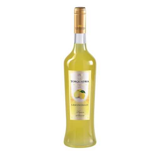 Limoncello - 0,7 Liter - 28 vol. - Torquadra
