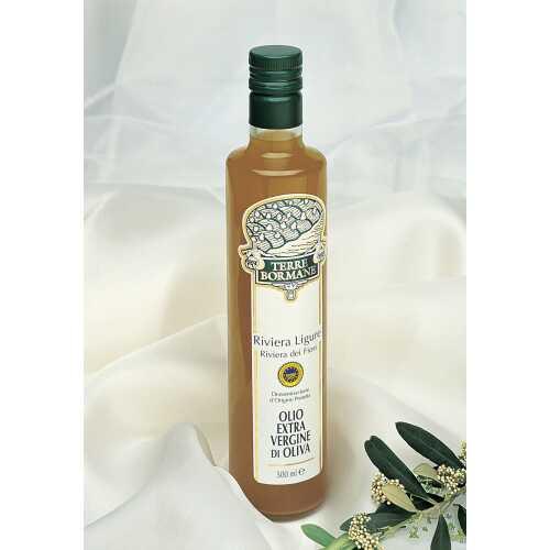 DOP Riviera Ligure - 0,5 Liter - Olive Oil - Terre Bormane