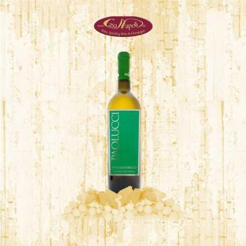 Trebbiano dAbruzzo - Paolucci - DOC Abruzzo - Weißwein - Paolucci