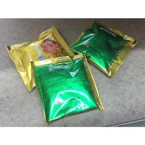 Habanera 70% Arabica und 30% Robusta - Cialde - Pads - 10 Stück - Passalacqua Caffe