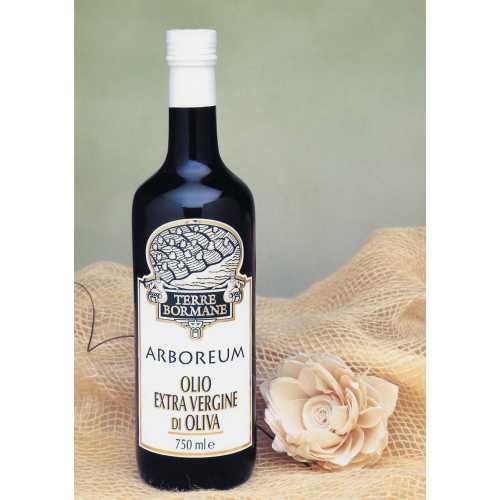 Arboreum - Extra Natives Olivenöl - 1,0 Liter - Oliven-Öl - Terre Bormane