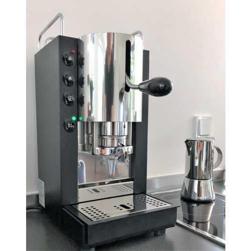 u: Pinocchio C - Schwarz-Edelstahl - XL - Volumetrico - Padhalter - Tassengestell - Abtropfgitter - Kaffee - Spinel