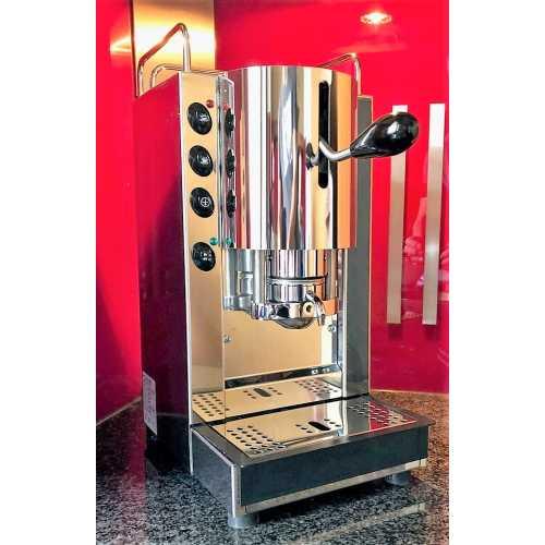 v: Pinocchio C - Edelstahl komplett - XL - Volumetrico - Padhalter - Tassengestell - Abtropfgitter - Kaffee - Spinel