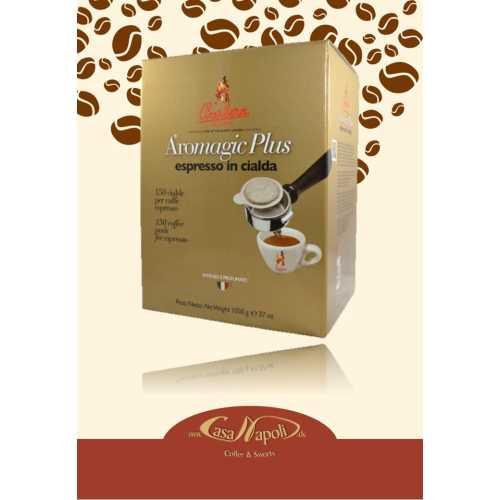 Aromagic PLUS - Cialde - E.S.E. Pods - 10 Stück - Barbera Caffe