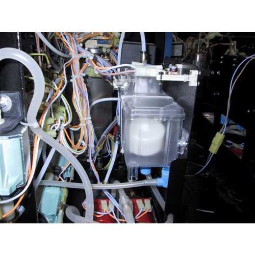 w.erk: Direkt-Anschluss an die Wasserversorgung: Optional zu jeder MiniMini Lux (nur ab Werk) - Spinel