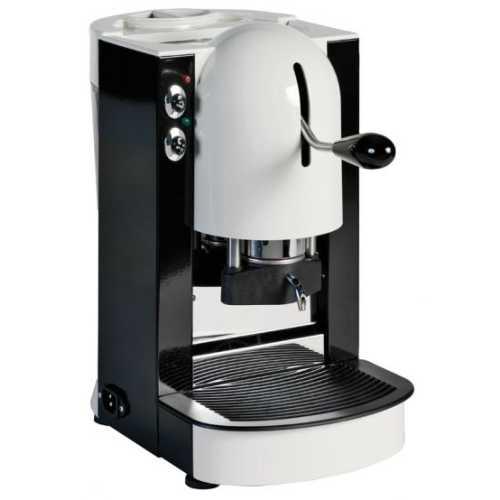 e: Lolita Elite C - Schwarz-Weiß - XL - Kaffee - Spinel