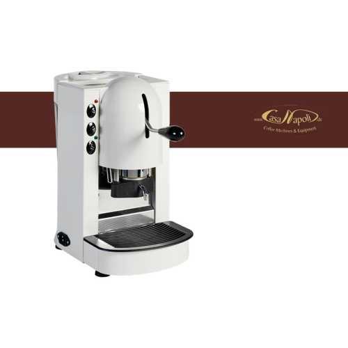 f: Lolita Elite C - Weiß - XL - Kaffee - Spinel