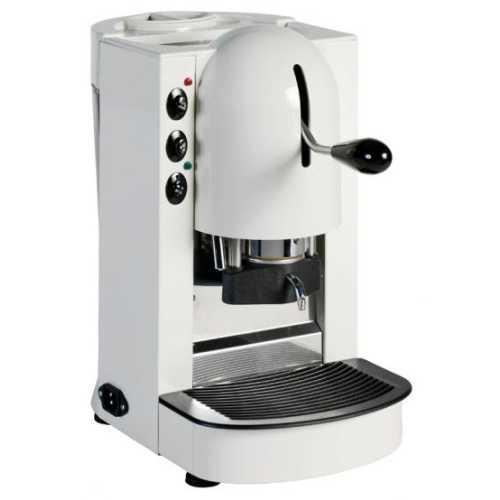 j: Lolita Elite C - Weiß - XL - Volumetrico - Kaffee - Spinel