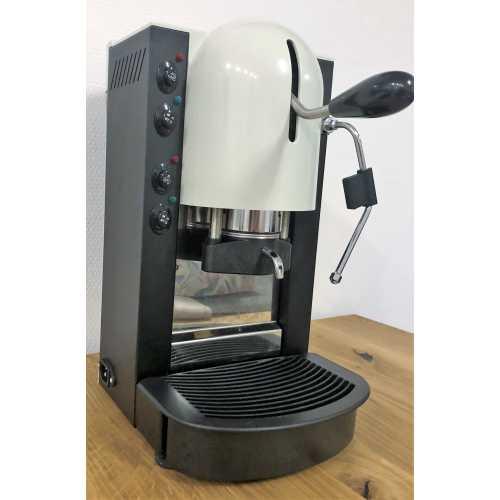 e: Lolita Elite CV - Schwarz-Weiß - XL - Kaffee und Dampf - Spinel