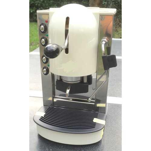 f: Lolita Elite CV - Weiß - XL - Kaffee und Dampf - Spinel