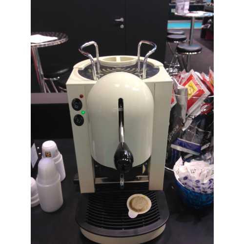 l: Lolita Elite CV - Weiß - Tassengestell - Kaffee und Dampf - Spinel