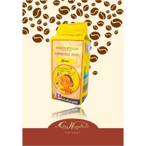 Moana - 100% Arabica - Kaffee in Bohnen - 1 Kilogramm - Passalacqua Caffe