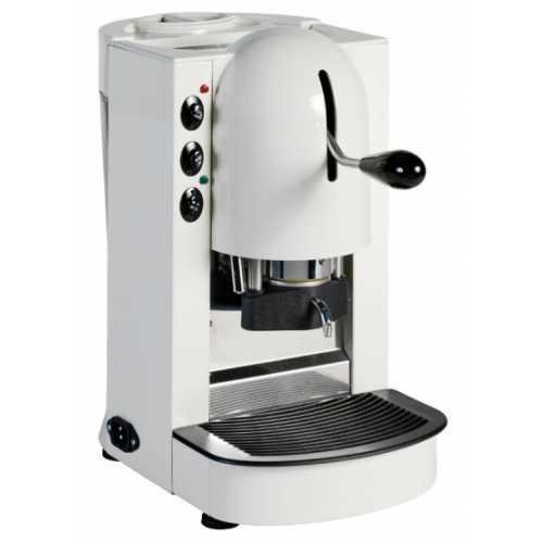 d: Lolita Elite CA - Weiß - Kaffee und Heißwasser - Spinel