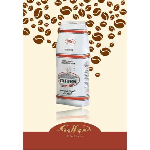 Excelsa: 60% Arabica - Kaffee in Bohnen - 1 Kilogramm - Caffen Caffe