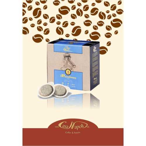 Deup entkoffeiniert - 80% Arabica und 20% Robusta - Cialde - Pads - 50 Stück - Passalacqua Caffe
