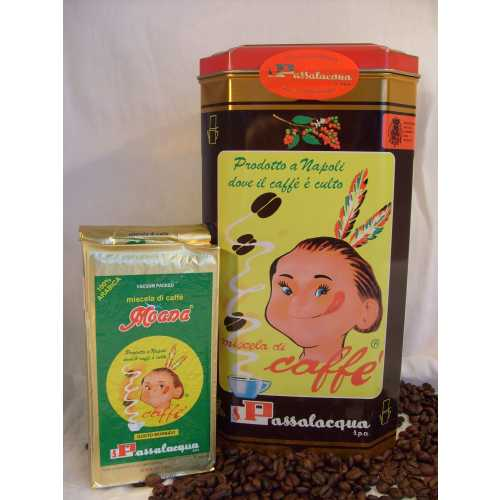 Moana - gemahlener Kaffee in der Dose - 1,0 Kilogramm