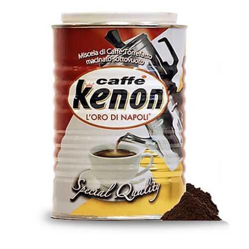 Special Qualtity - gemahlener Kaffee in der Dose - 0,5 Kilogramm - Kenon Caffe