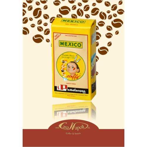 Mexico - 100% Arabica - gemahlener Kaffee - 250 gr - Passalacqua Caffe
