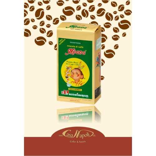 Moana - 100% Arabica - gemahlener Kaffee - 250 gr - Passalacqua Caffe