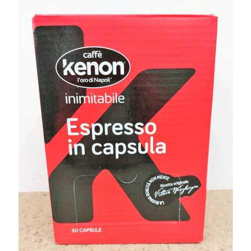 Napoletano dok - Respresso - 50 Kapseln - Kenon Caffe