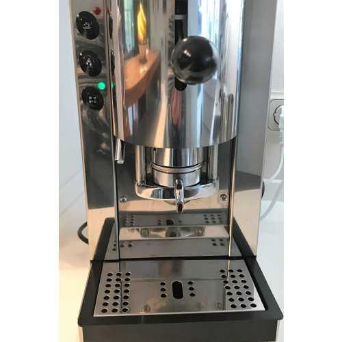 n: Pinocchio CA - Edelstahl - XL - Padhalter - Kaffee und Heisswasser - Spinel