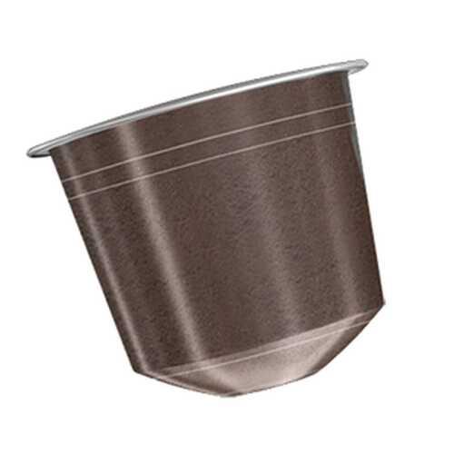 Manhoa - 75% Arabica und 25% Robusta - kompatible Kaffeekapseln für Nespresso® - Maschinen - 10 Stück - Passalacqua Caffe