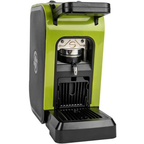 Ciao Elite C - Grün - Electronic Kit - Kaffee - Spinel