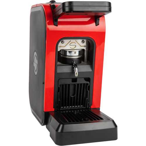 Ciao Elite C - Rot - Electronic-Kit - Kaffee - Spinel