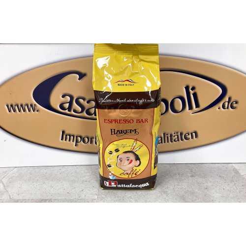 Kopie von Harem - 100% Arabica inkl. Jamaica Blue Mountain - Kaffee in Bohnen - 1 Kilogramm - Passalacqua Caffe