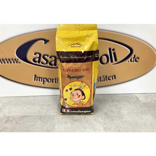 Kopie von Deup entkoffeiniert - 80% Arabica und 20% Robusta - Kaffee in Bohnen - 1 Kilogramm - Passalacqua Caffe