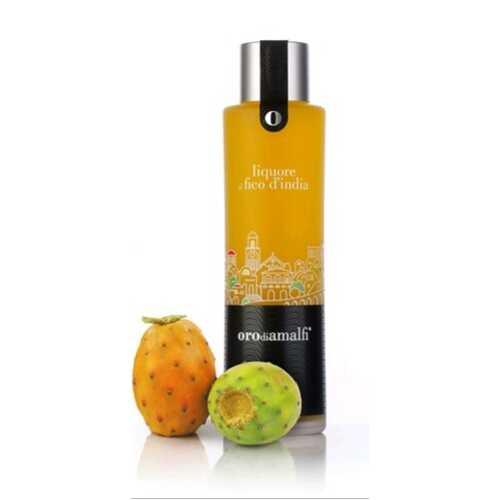 Kaktusfeigenlikör - Fico dIndia - 0,5 Liter - 24 vol. - Flasche: Thai - LOro di Amalfi
