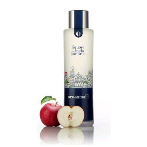 Annurca Apfellikör - Mela Annurca - 0,5 Liter - 25 vol. - Flasche: Thai - LOro di Amalfi