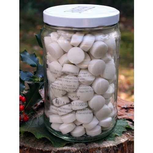 Salz-Tabletten aus Sizilien für die perfekte Pasta - 1,6 kg