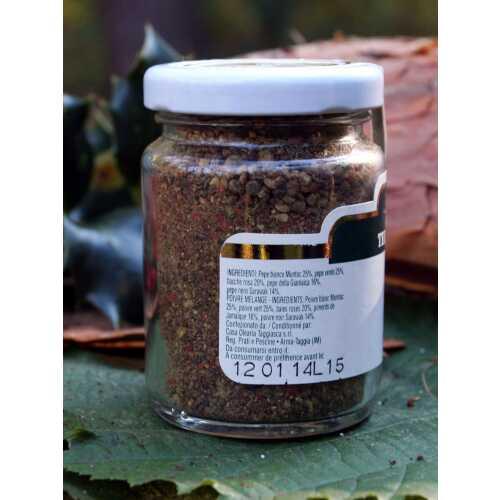 pikante Pfeffer-Mischung - 0,06 kg
