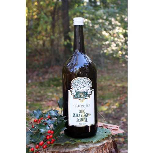 Colombino - Extra Natives Olivenöl - 2,0 Liter - Oliven-Öl - Terre Bormane