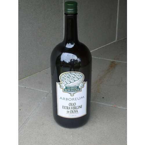 Arboreum - Extra Natives Olivenöl - 2,0 Liter - Oliven-Öl - Terre Bormane