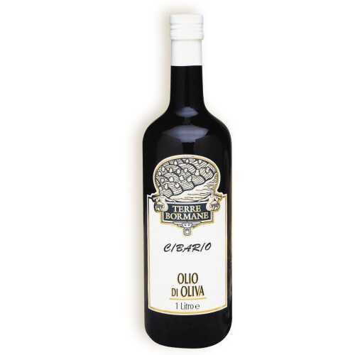 Cibario - 2,0 Liter - Oliven-Öl - Terre Bormane