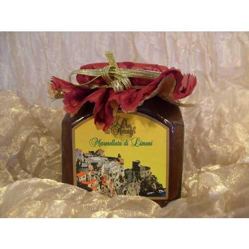 Zitronen Marmelade aus Amalfi - 350 gr