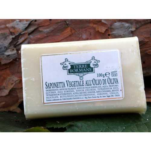 Olivenöl-Seife - 100 Gramm
