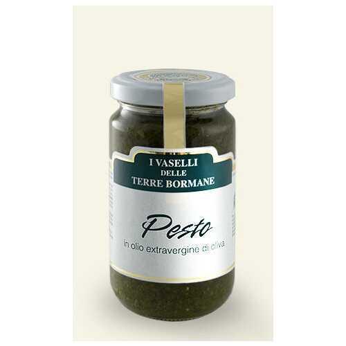 Pesto in nativem Olivenöl Extra - 1,0 kg