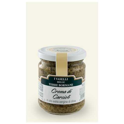 Artischocken Creme in nativem Olivenöl Extra - 0,95 kg