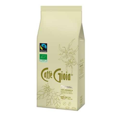 100% Arabica - Organic - Kaffee in Bohnen - 1,0 Kilogramm - Caffe Gioia