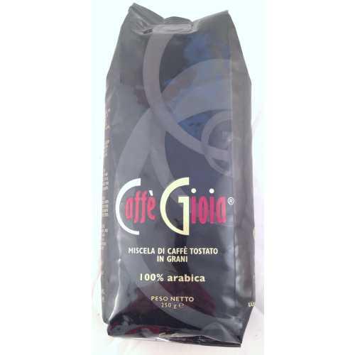 Nera 100% Arabica - Ökologische Röstung - Kaffee in Bohnen - 1,0 Kilogramm - Caffe Gioia
