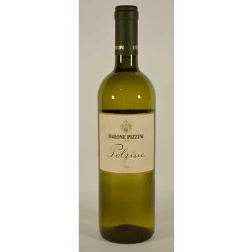 Polzina Curtefranca Bianco 2012 - DOC Franciacorta - Weißwein - Barone Pizzini