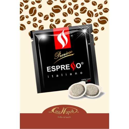 Prezioso - Cialde - Pads - 10 Stück - Espresso Caffe