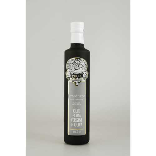 Ottobrata - Frühe Ernte - Extra Natives Olivenöl - 0,5 Liter - Oliven-Öl - Terre Bormane