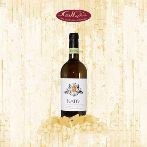 Greco di Tufo 2013 - Campania DOCG - Weißwein - Nativ