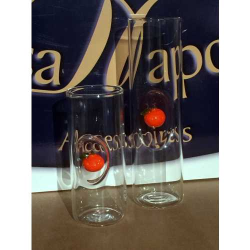 Likör Glas mit Mandarine - Medium - 75 ml