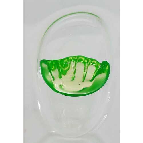 Likör Glas mit Limette - Medium - 75 ml
